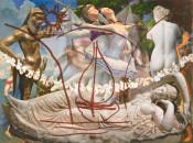 Antiquity (Ariadne Titian Bacchus Popcorn)