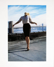 """Untitled (Cindy), from """"Men in the Cities"""" series"""