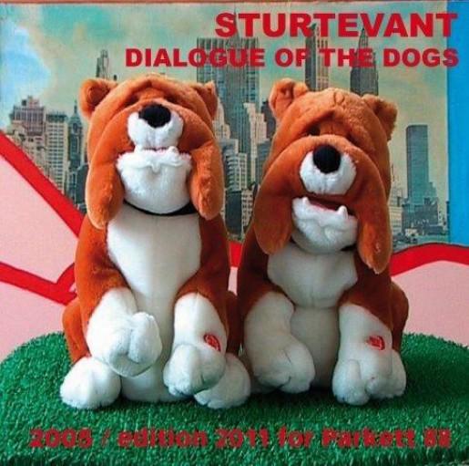Elaine Sturtevant, Dialogue of the Dogs, 2005/2011