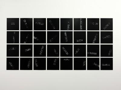 Robert Barry, Art Lovers, 2006