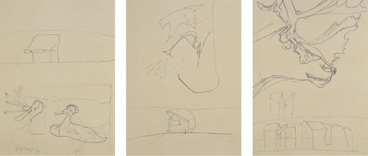 Joseph Beuys, Triptychon, 1981