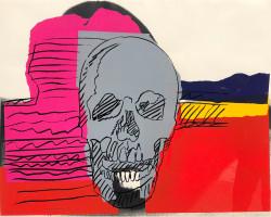 Skulls (FS II.159) von Andy Warhol