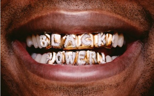 Hank Willis Thomas, Black Power, 2008