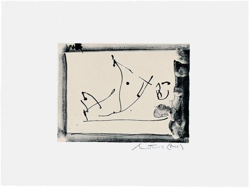 Robert Motherwell, Untitled, 1976