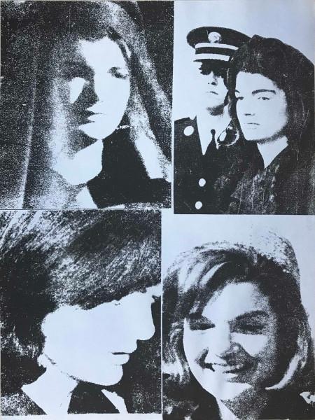 Andy Warhol, Jacqueline Kennedy III (Jackie III) (FS II.15), 1966