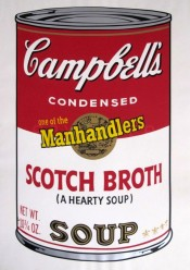 "Scotch Broth (FS II.55), from the Portfolio ""Campbell's Soup II"""
