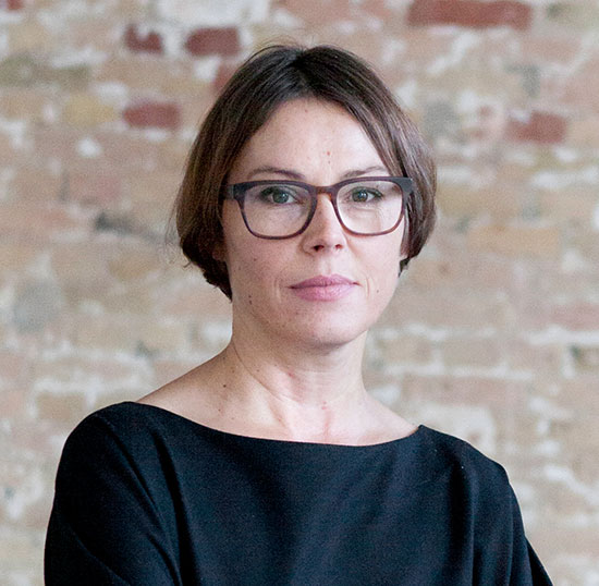 Ingrid Haug Kreativdirektorin