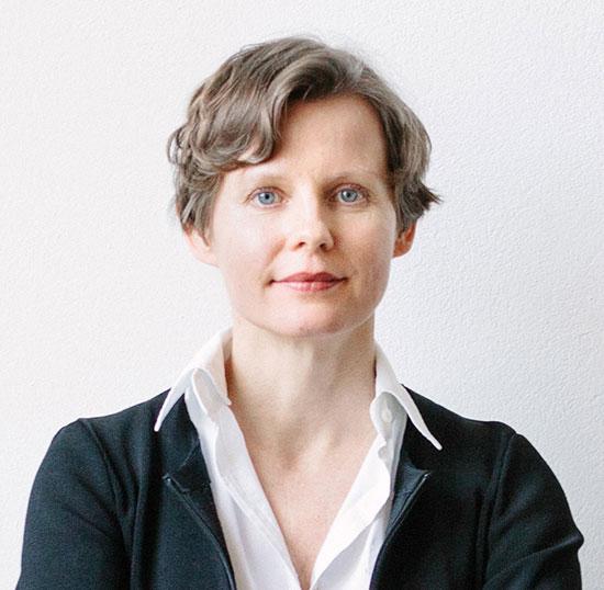 Dr. Nina Koidl Chefkuratorin